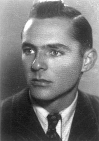 Dragoslav Radivoyevic, born in 1920 in Belgrade,  was a police agent, joined the Underground Movement and became a member of the Supreme Youth Trio. The Gestapo arrested him on the night of July 10th and killed on 11th 1943.