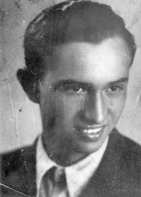 Vladeta Jovanovic, student . He was killed in battle against the Communists in late in 1944.