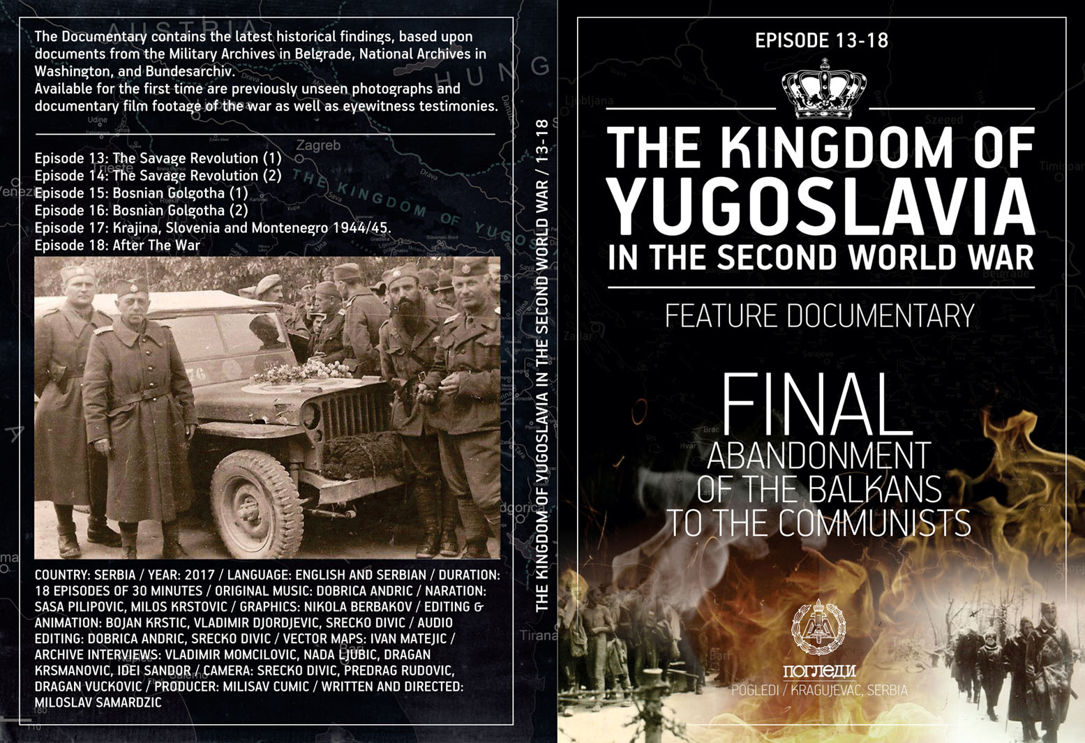 Forbidden history: WW2 documentary series now complete |